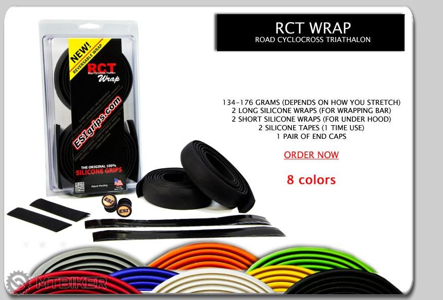 Esi grips Omotávka RCT Wrap, 170g, model 2021