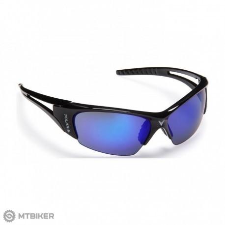 Okuliare Polaris Viper, čierne