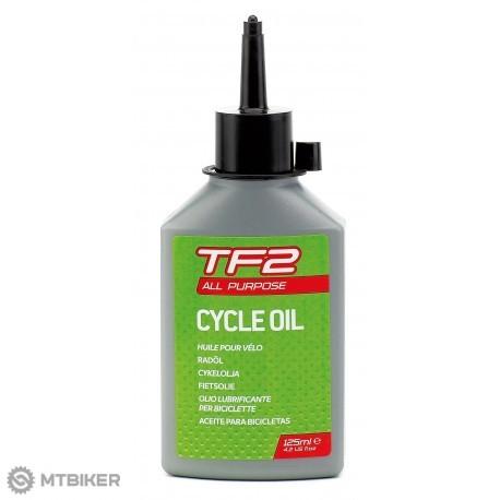 Weldtite TF2 Mazací olej na bicykel 125 ml