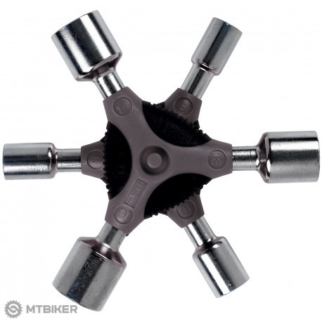 Cyclo tools Multikľúč Y s hlavou /8, 9, 10, 13, 14, 15 mm/