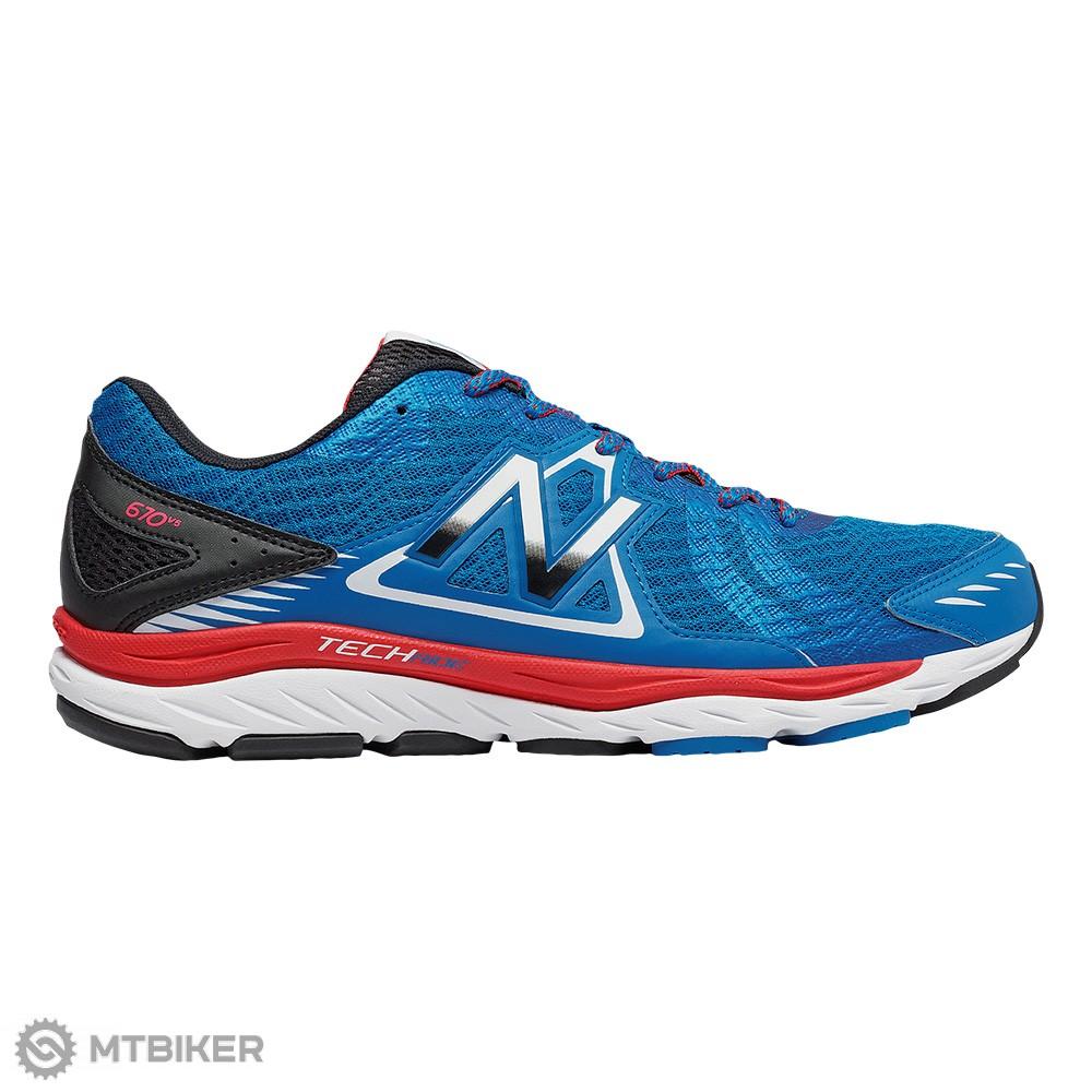 New Balance pánske bežecké topánky M670BR5 - MTBIKER Shop e2198f4c24b