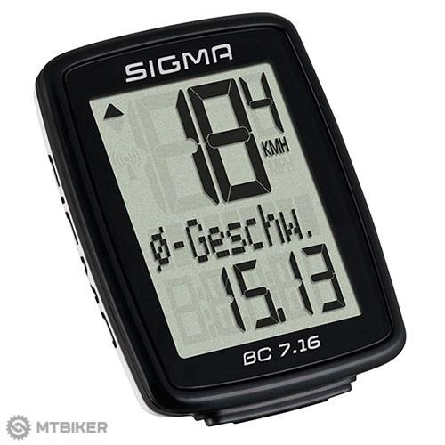 Sigma Sport BC 7.16 computer