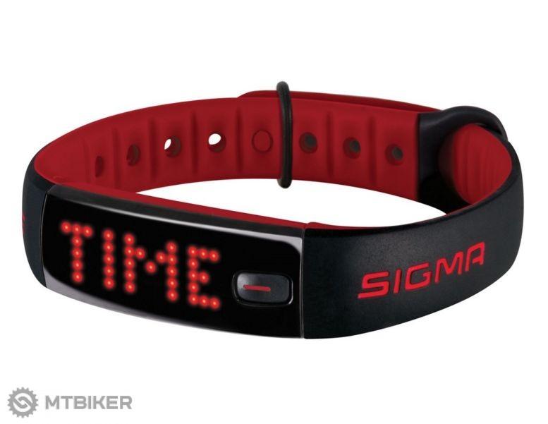 Sigma Sport Activo športové hodinky black red - MTBIKER Shop 06244bd0f71