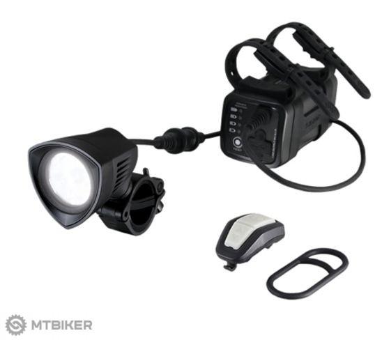 Sigma Sport Buster 2000 HL predné svetlo na prilbu/riadítka