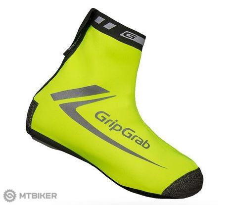 Grip Grab Race Thermo Hi-Vis návleky na tretry