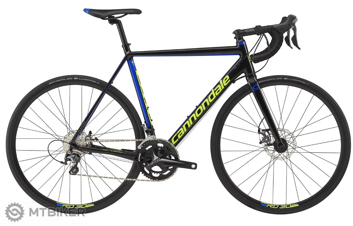 Cannondale CAAD Optimo Tiagra Disc 2017 cestný bicykel