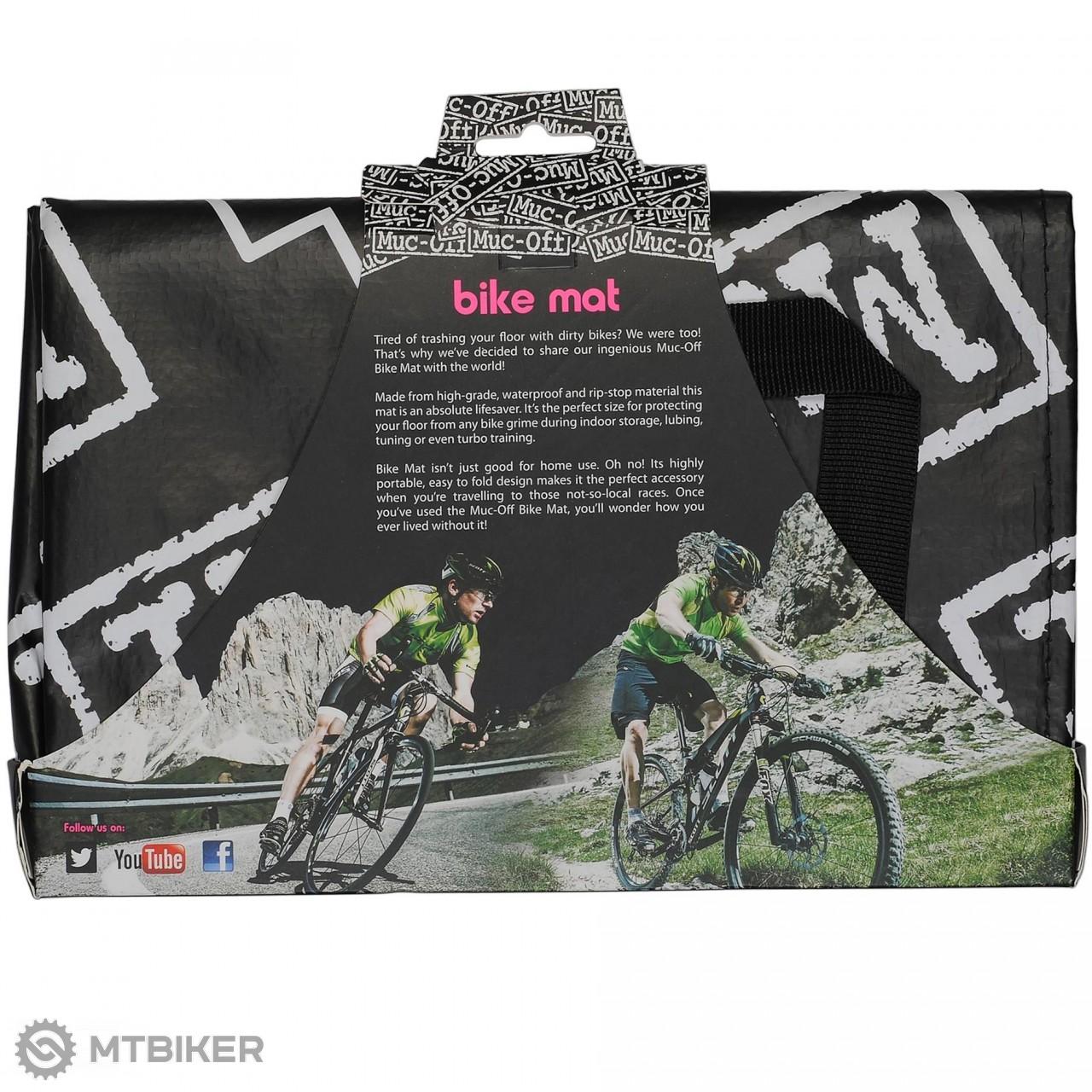 Muc-Off podložka Bike Mat