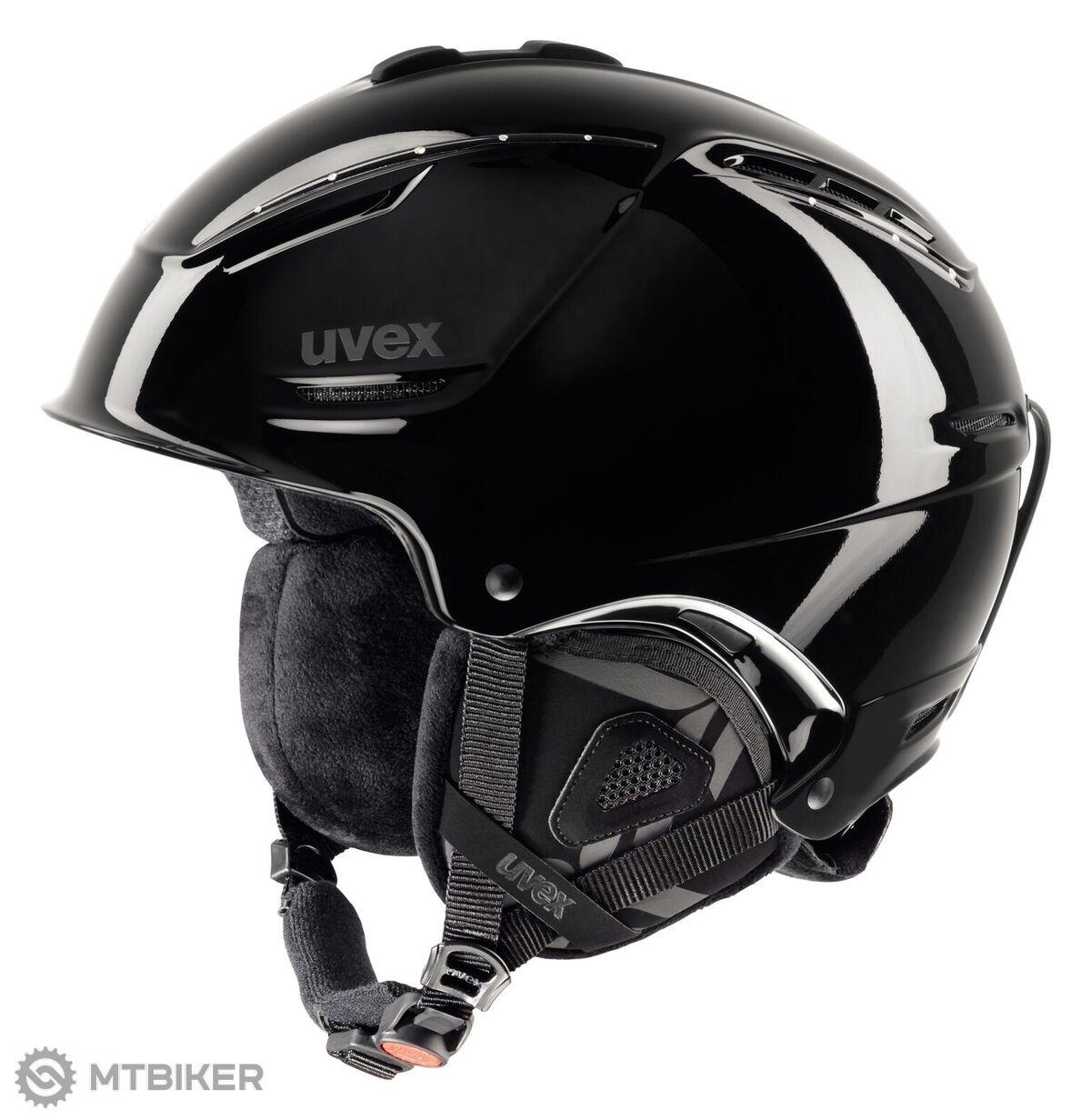 Uvex P1US GEM WL S566194200 lyžiarska helma uni - MTBIKER Shop 32d4afb0cf4