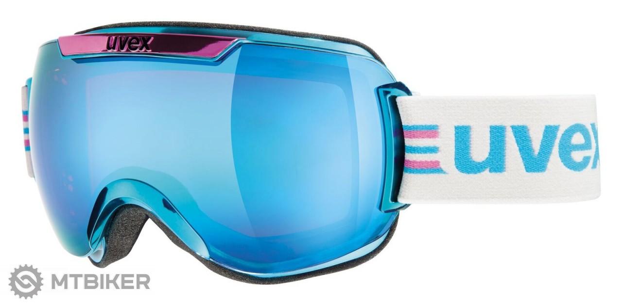 e9357c45b Uvex Downhill 2000 Race Chrome S5501120429 lyžiarske okuliare ...