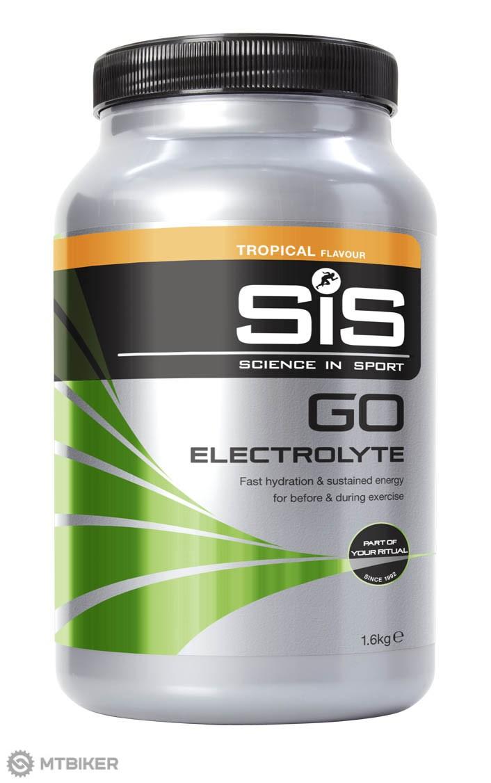 SiS Go Electrolyte sacharidový nápoj 1600 g