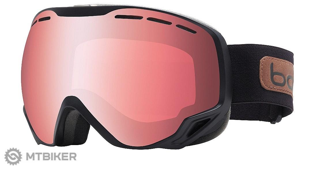Bollé Emperor Sh.Black Vermilon Gun lyžiarske okuliare - MTBIKER Shop 7d19ebbc052