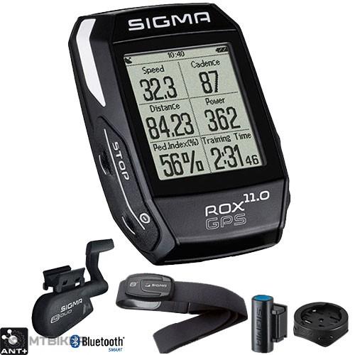 Sigma Sport ROX 11.0 GPS Set computer, čierny