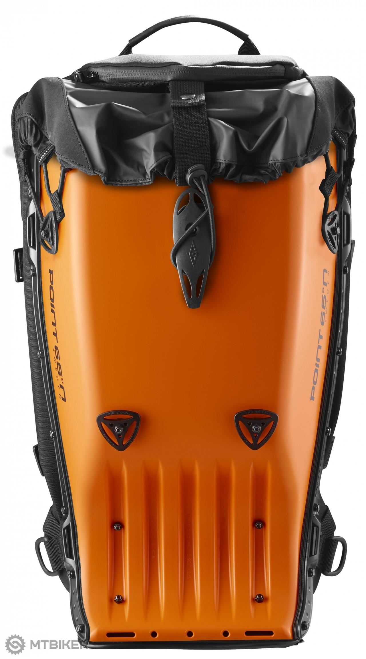 Point65 Boblbee GT 25L skořepinový batoh Lava - MTBIKER Shop 17df3cb98a