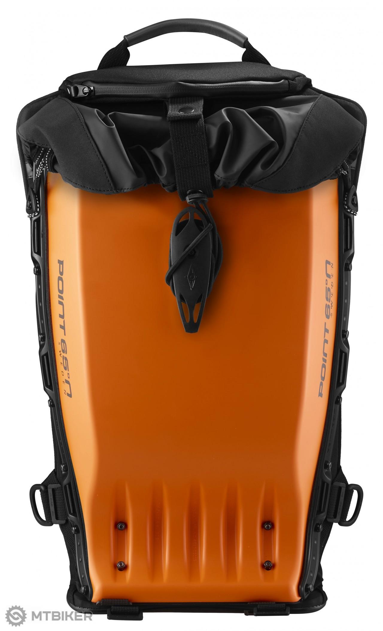 Point65 Boblbee GT 20L skořepinový batoh Lava - MTBIKER Shop e01b6d4e81