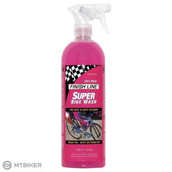 FINISH LINE Bike Wash 1 l rozprašovač