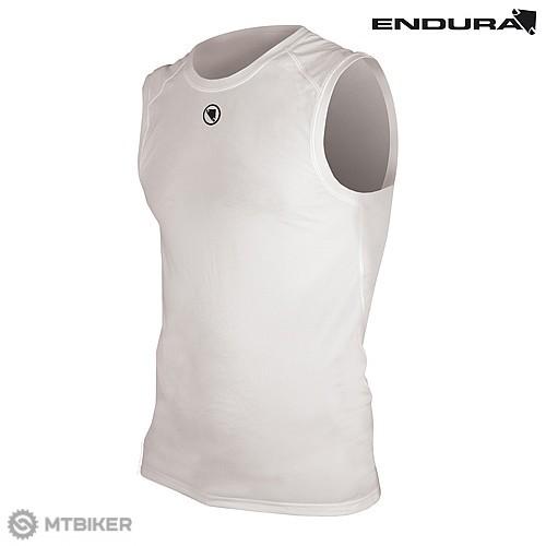 Endura Translite tričko pánske bez rukávov biele