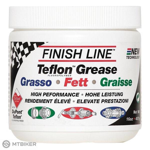 FINISH LINE Teflon Grease 1lb/450 g vazelína