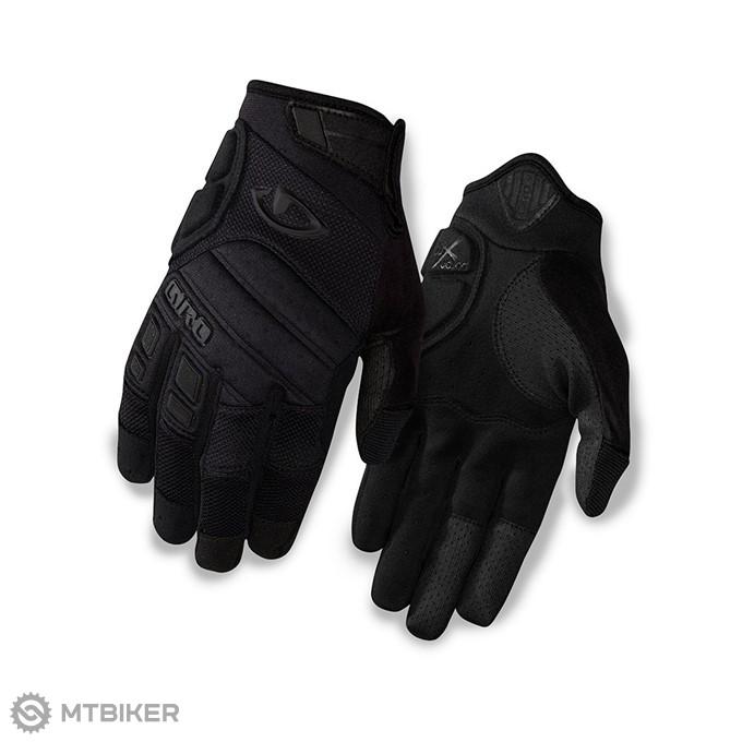 GIRO rukavice XEN - čierne