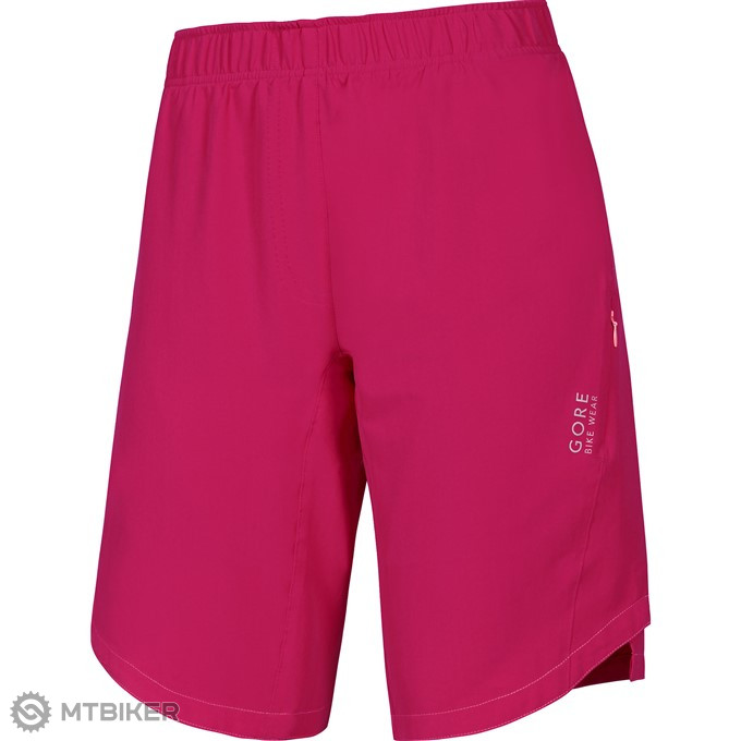 GORE Element Lady 2in1 Shorts+ - jazzy pink
