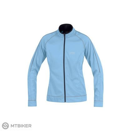 GORE Power SO Lady Jacket - clear blue/black