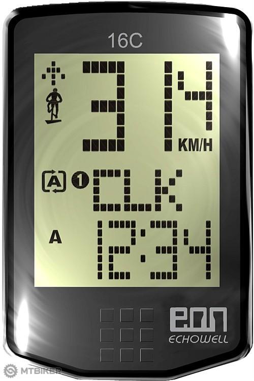 Echowel Eon Touch 16C cyklocomputer