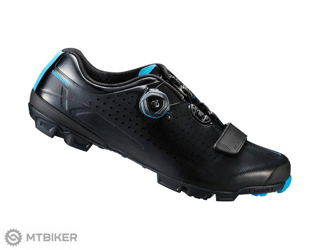 Shimano tretry SHXC700 čierne - MTBIKER Shop f8843d4c363