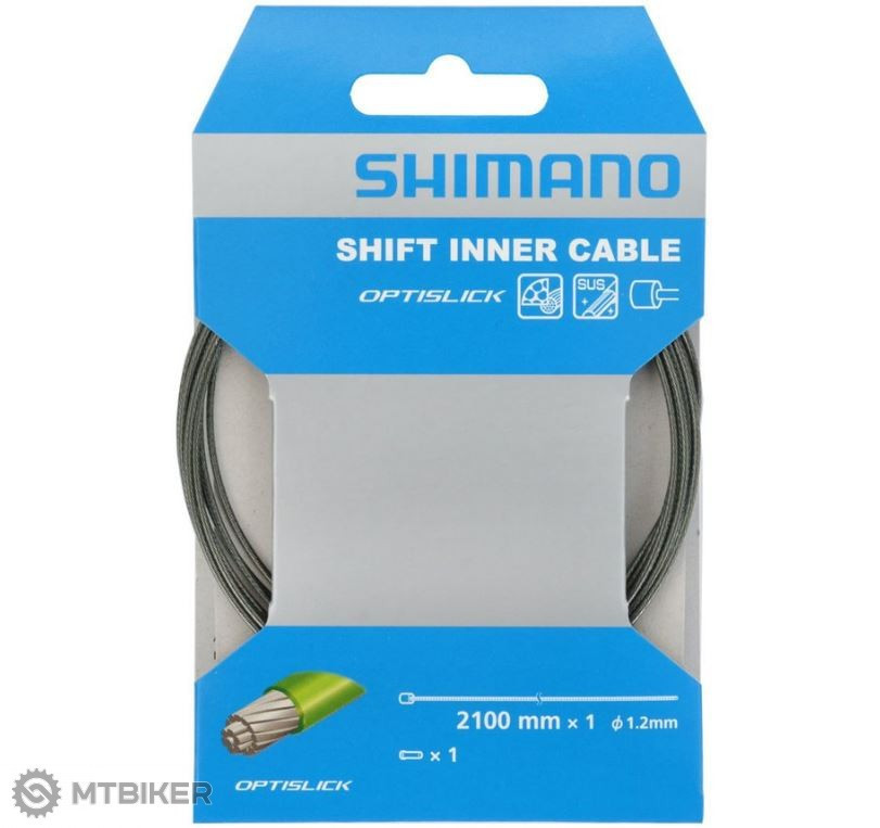 abd6975ed Shimano Optislick radiace lanko 1,2x2100 mm