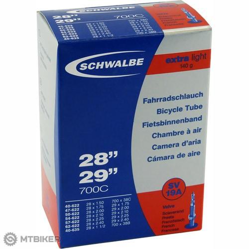 Schwalbe MTB duša Extra Light 27.5