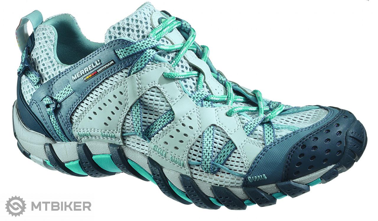 76d02dfd16fa5 Merrell Waterpro Maipo J58124 dámska turistická obuv teal - MTBIKER Shop