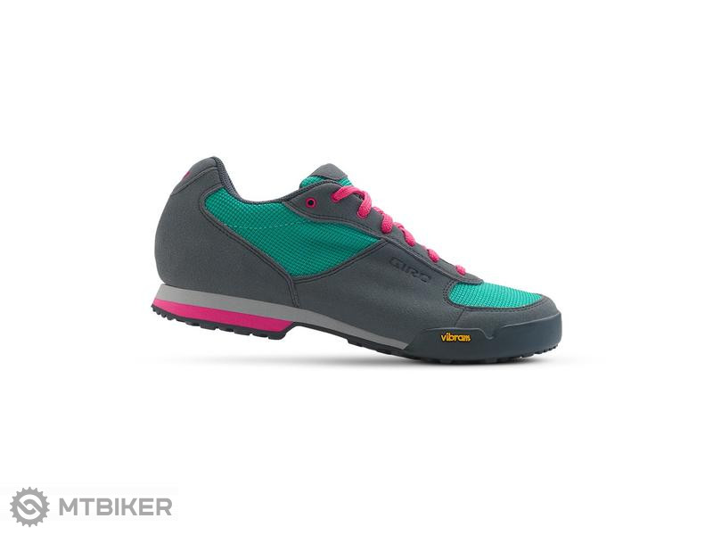 GIRO PETRA VR tretry - turquoise/bright pink - W