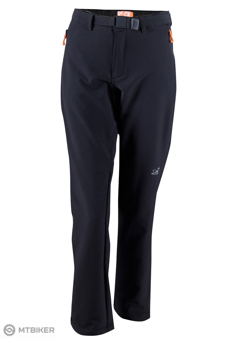 bc1c8228d 2117 of Sweden SPARON 7926910010 dámske outdoorové nohavice eco čierne