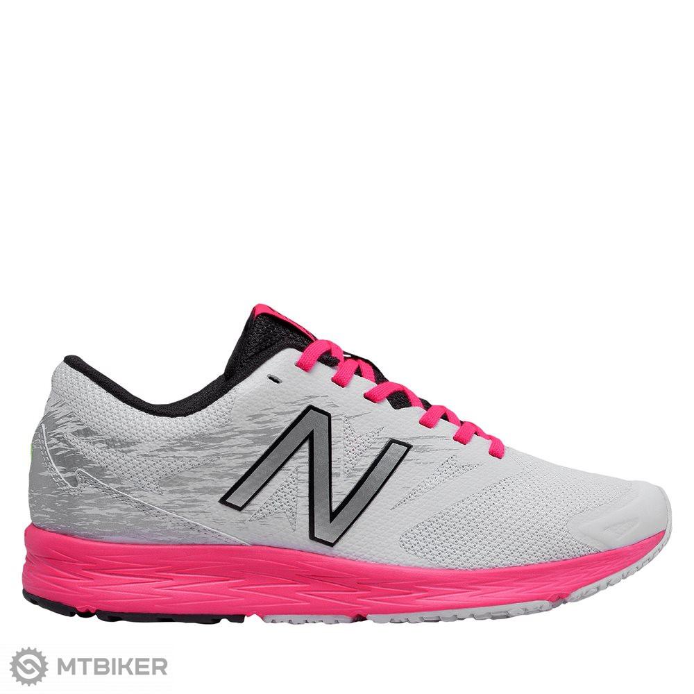 e7f7492003da New Balance Flash WFLSHLW1 dámske bežecké topánky biele ružové ...