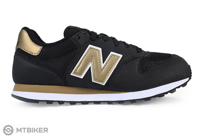 New Balance GW500KG dámska lifestylová obuv čierna - MTBIKER Shop 42d4b1ceec6