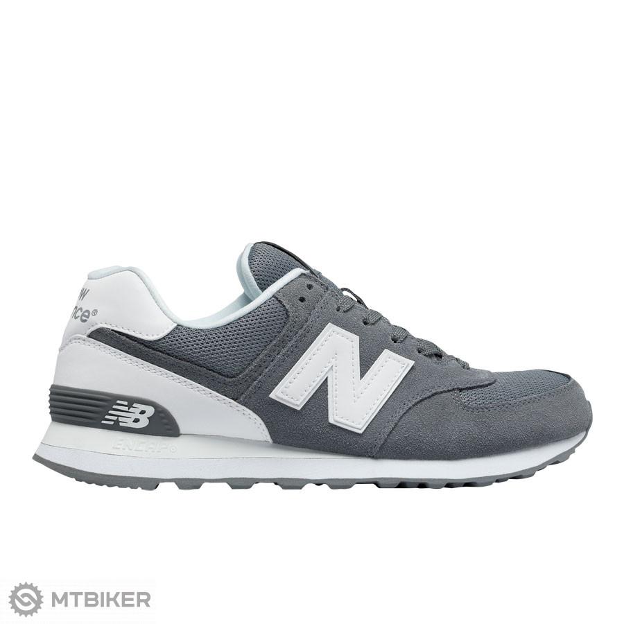 9dd35a7f544b New Balance ML574CNC pánska lifestylová obuv sivá - MTBIKER Shop