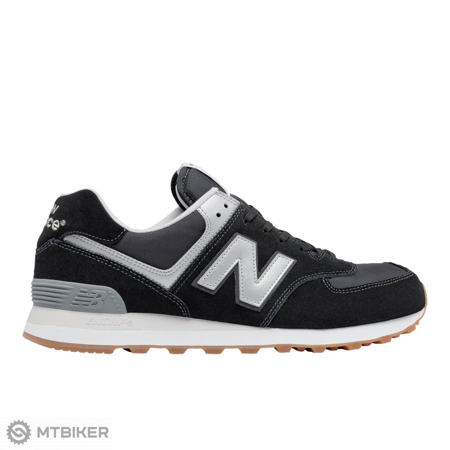 0c39764f66d6 New Balance ML574HRM pánska lifestylová obuv čierna - MTBIKER Shop