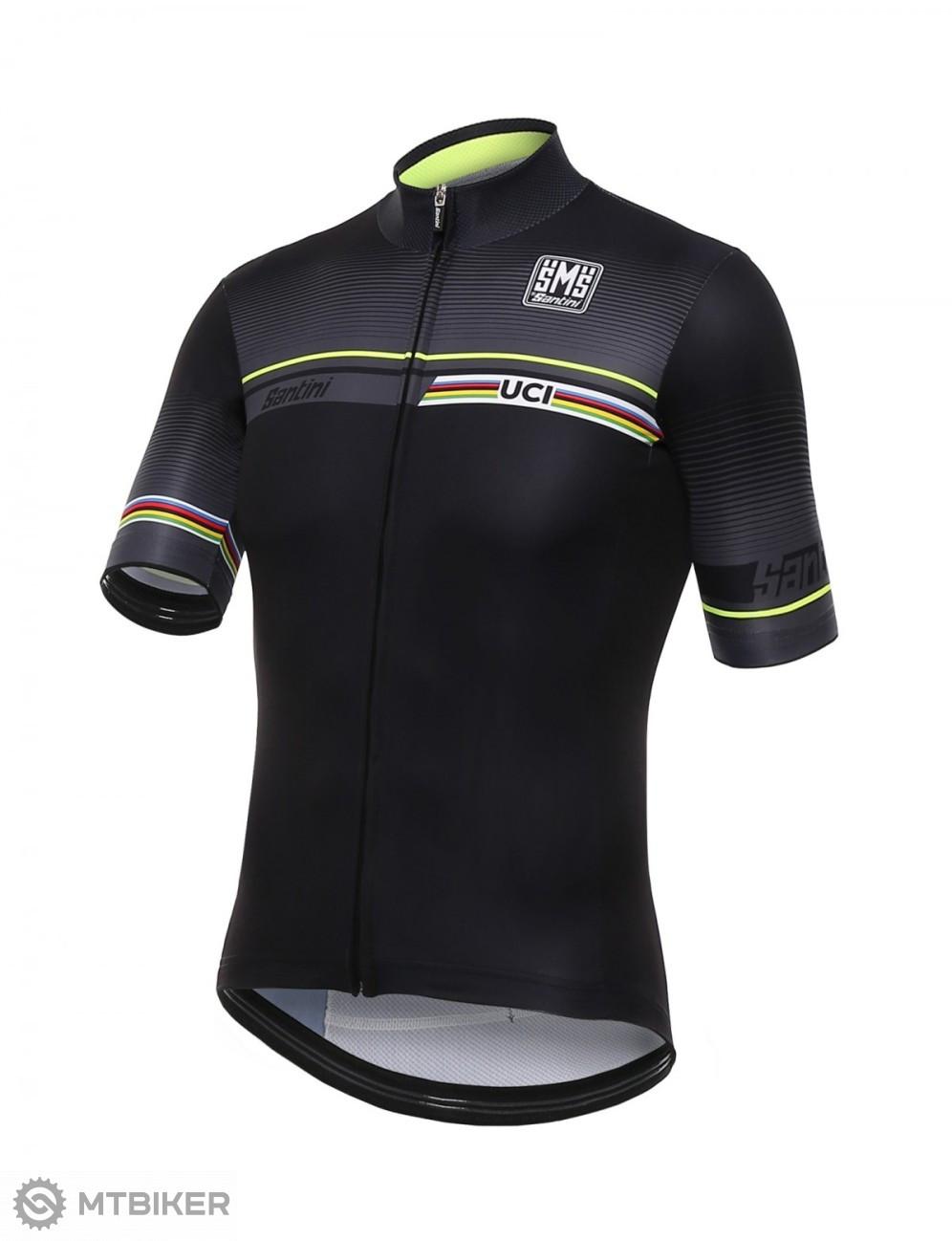 fe4a30c182edc Santini UCI IRIDE S/S originál dres - MTBIKER Shop
