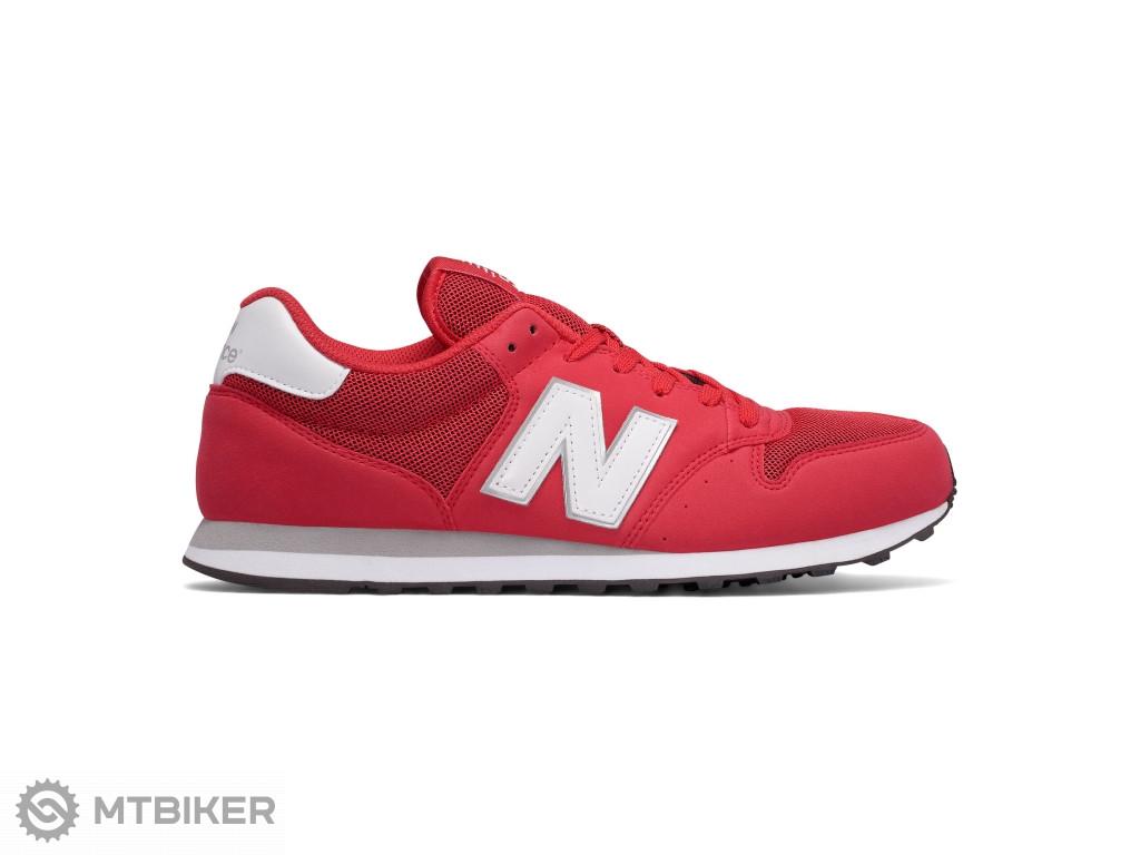 5923c65fbb New Balance GM500RSW pánske lifestylové topánky červené - MTBIKER Shop