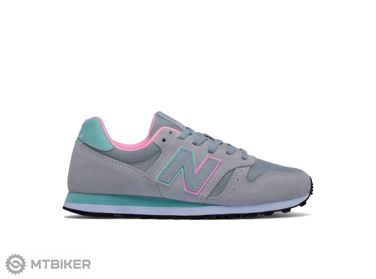 ccc00720c4c4 New Balance WL373GT dámska lifestylová obuv sivá - MTBIKER Shop