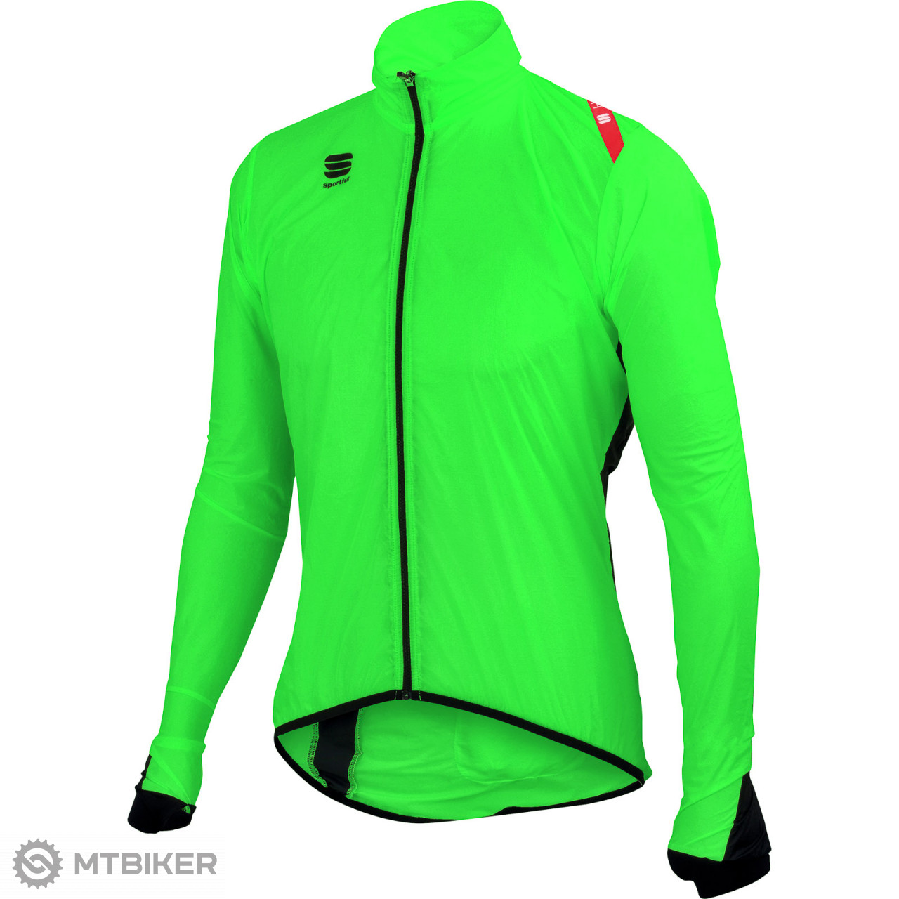 422b7180b90a6 Oblečenie a batohy » Bundy a vesty od Sportful - MTBIKER Shop