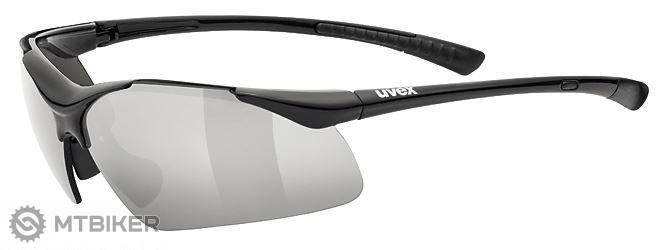 Uvex Sportstyle 223 Black okuliare