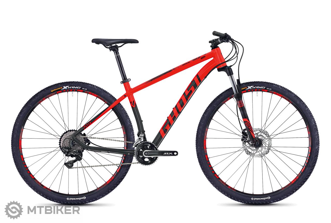Ghost Kato 7.9 RED / BLACK, model 2018