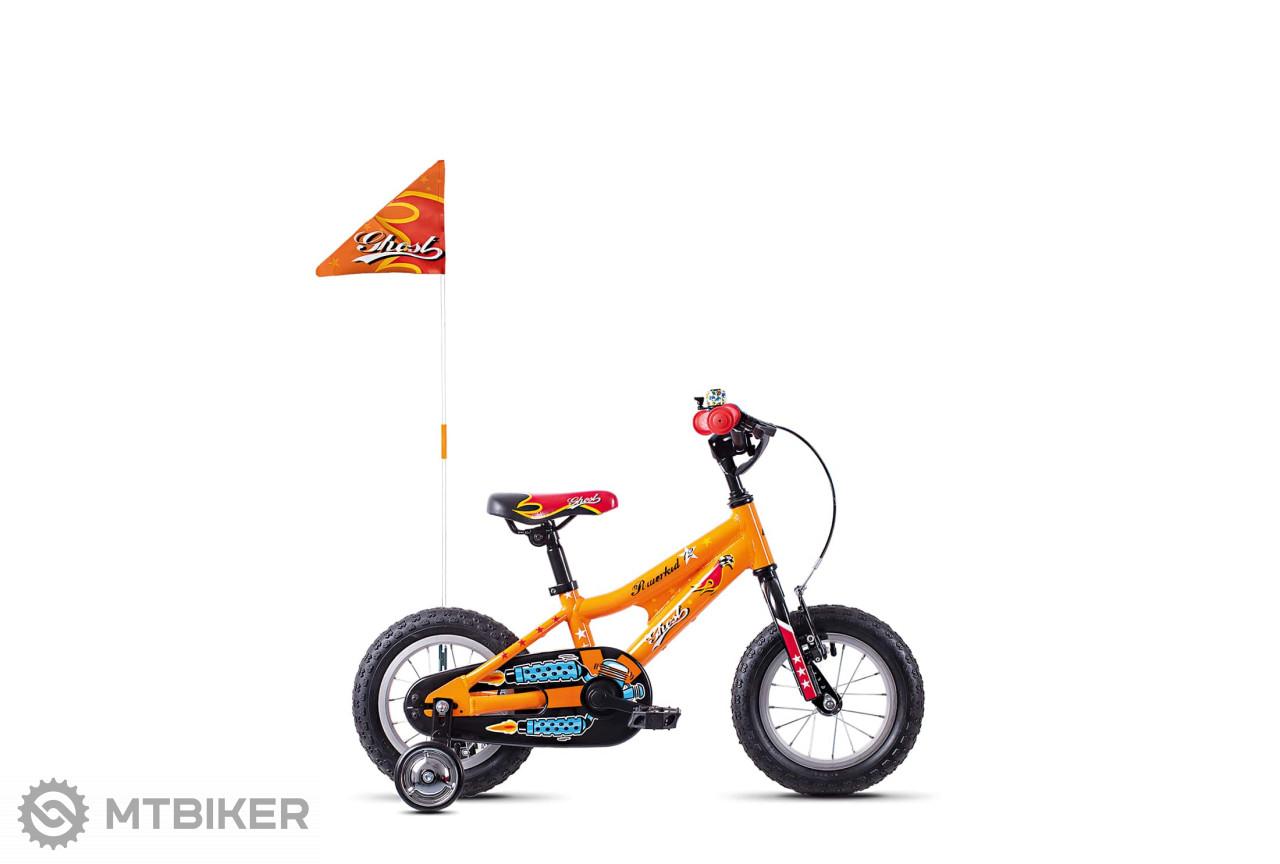 Ghost Powerkid 12 orange / red, model 2020
