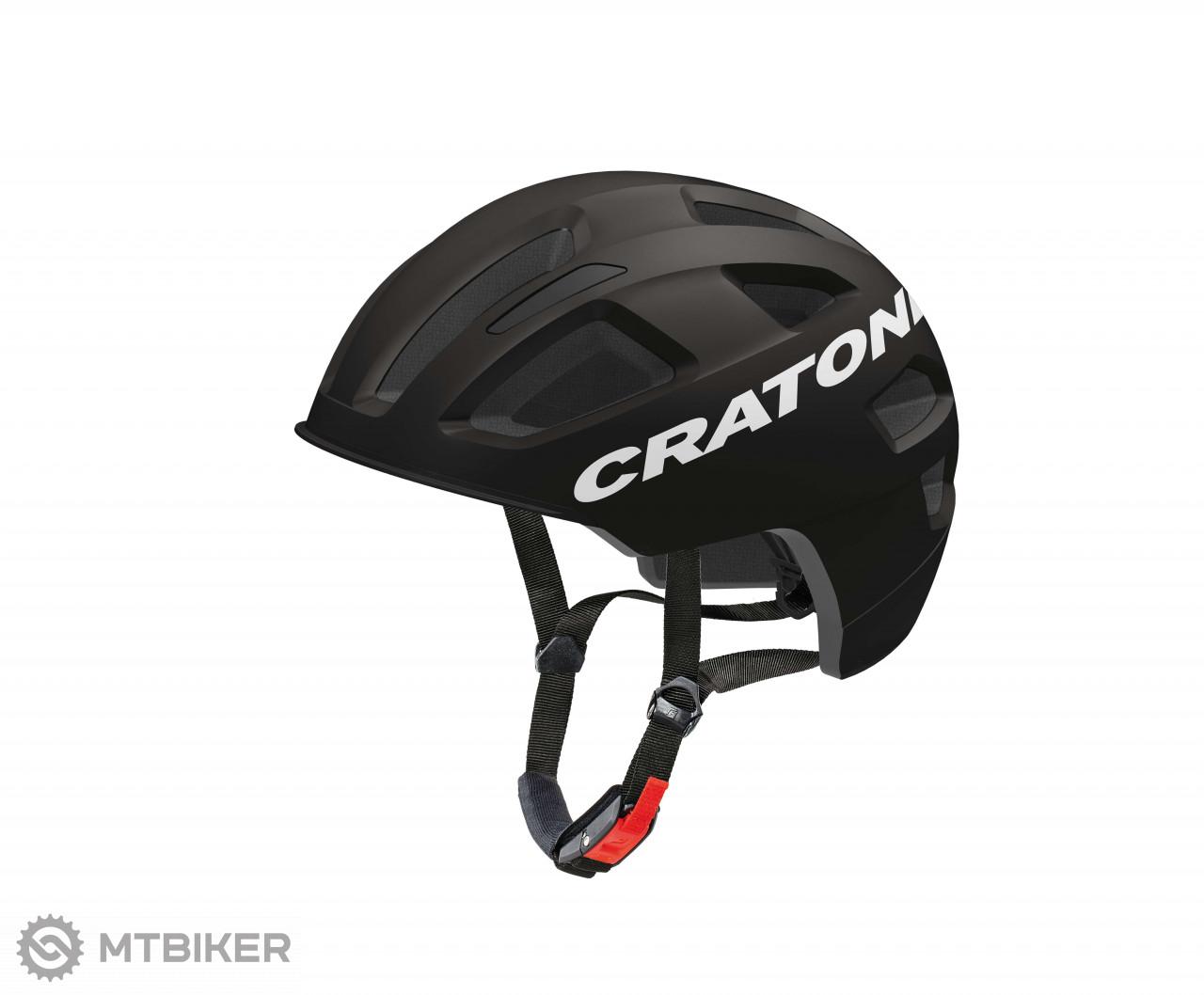 Cratoni C-Pure black matt, model 2021