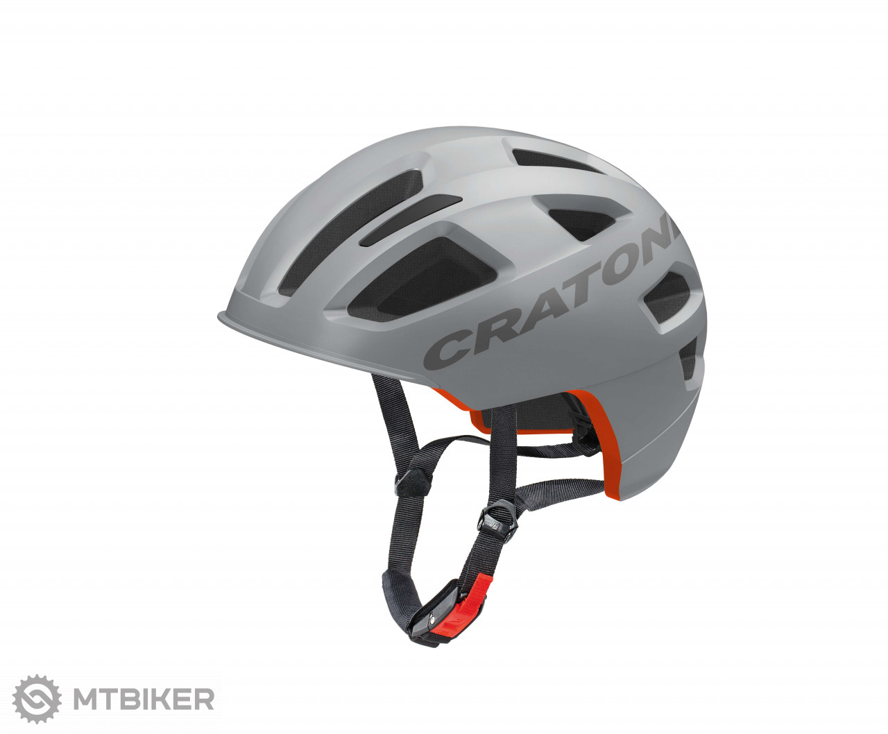 Cratoni C-Pure grey matt, model 2021