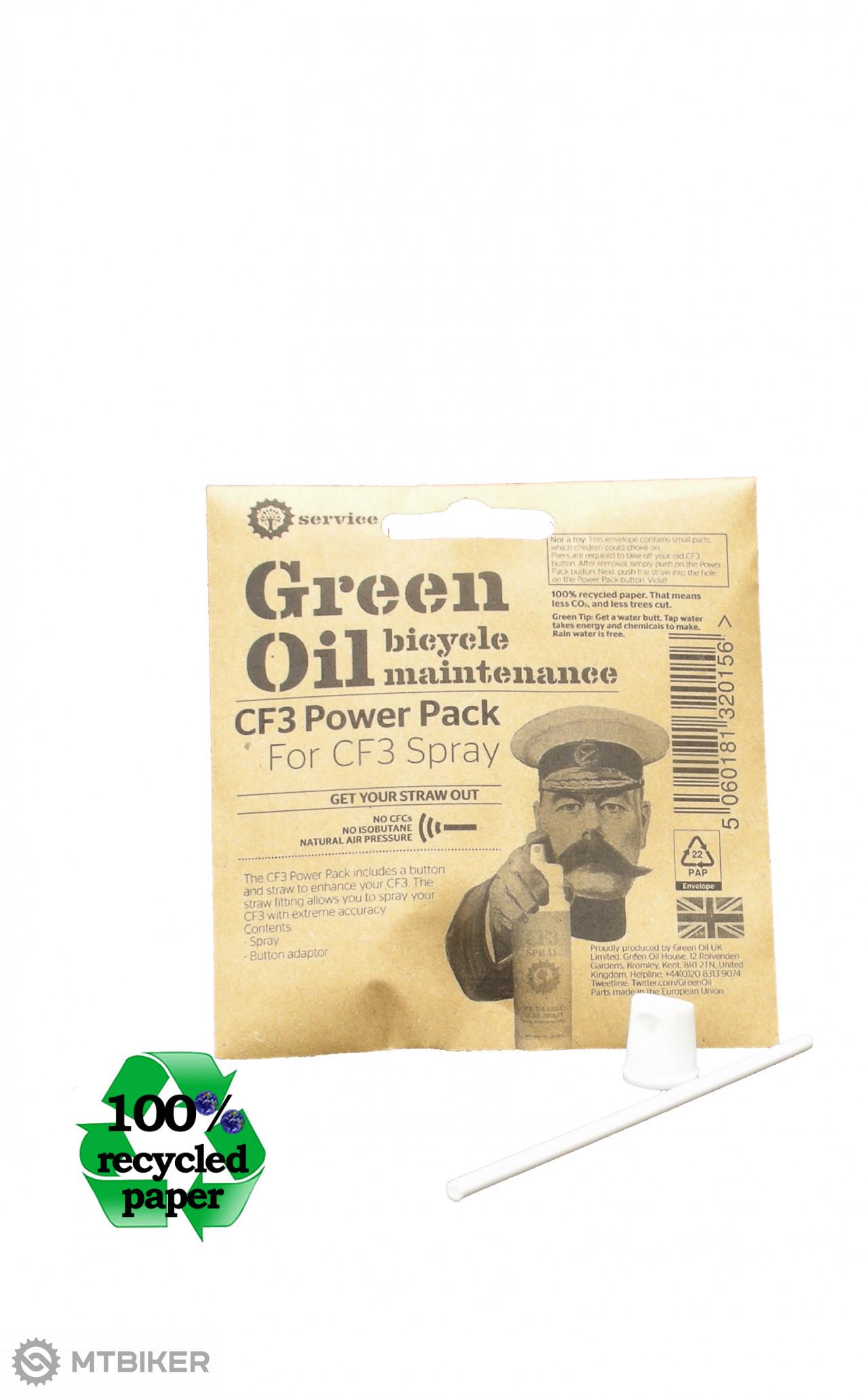 Green-Oil CF3 trubička na sprej