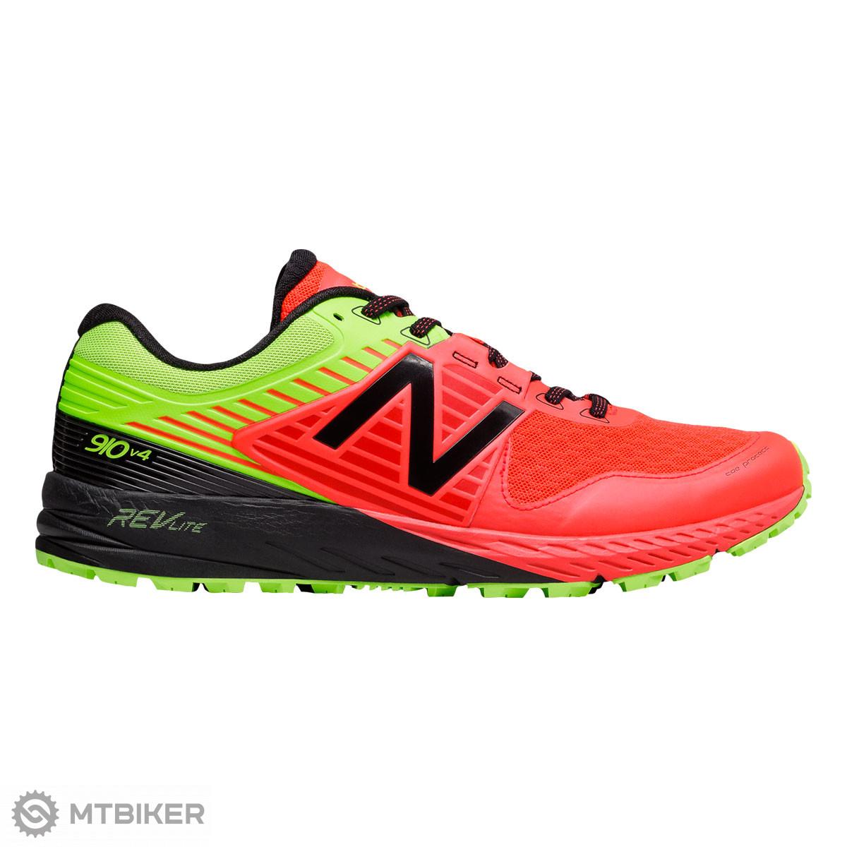 New Balance MT910RG4 pánske trailove topánky oranžové - MTBIKER Shop 9546504c0bb