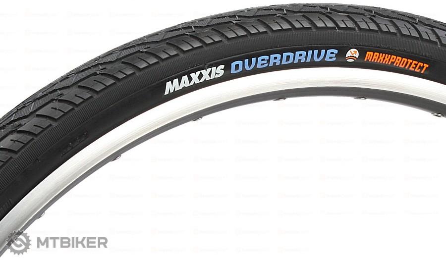 Maxxis Overdrive Cross trekingový plášť drôt 700x40C