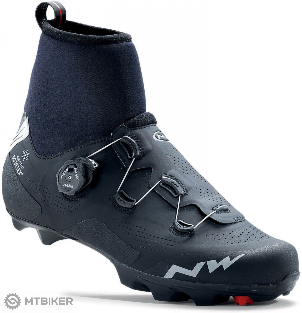 Northwave Raptor Arctic GTX zimné MTB tretry Black