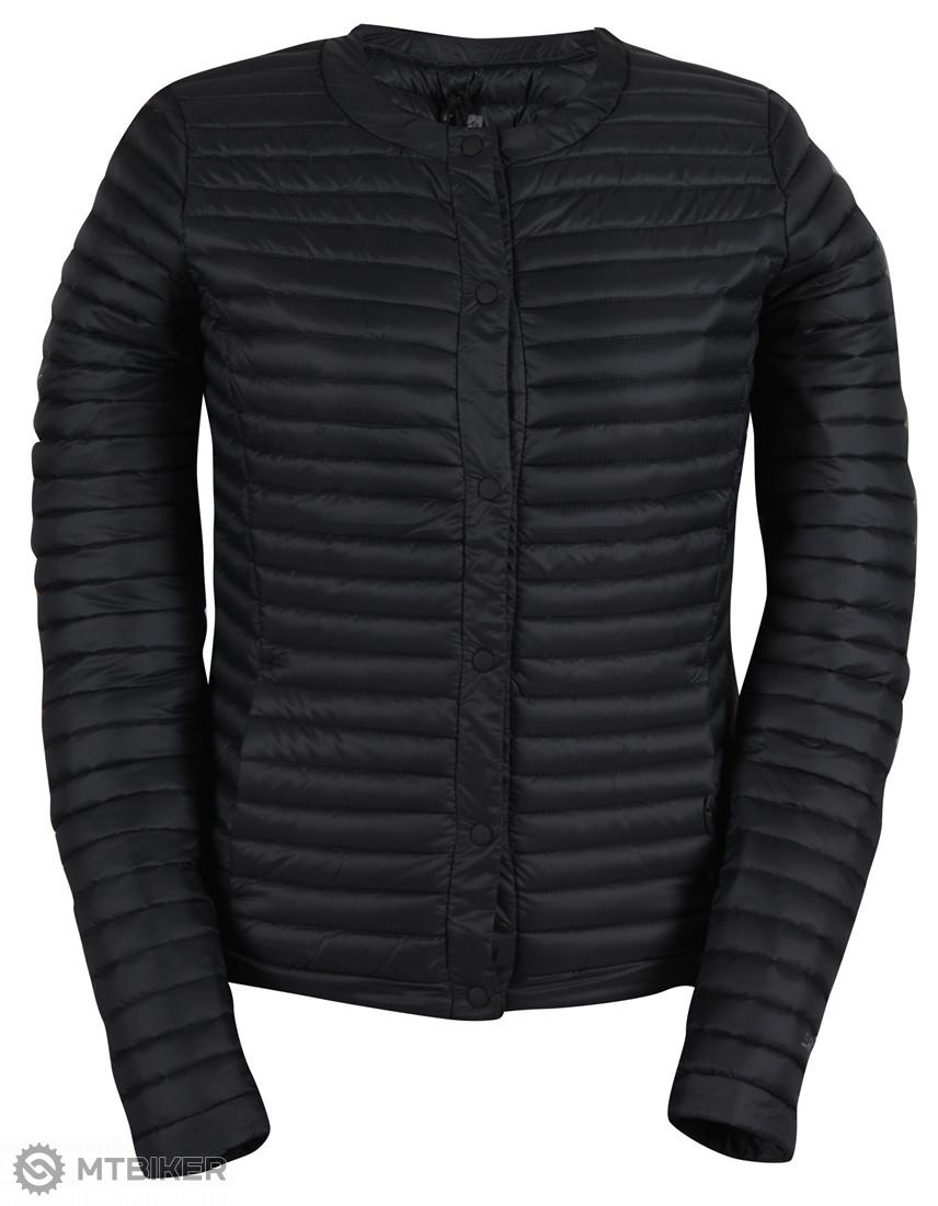 feb175c17d86 2117 of Sweden BACKE dámska pérová bunda čierna - MTBIKER Shop