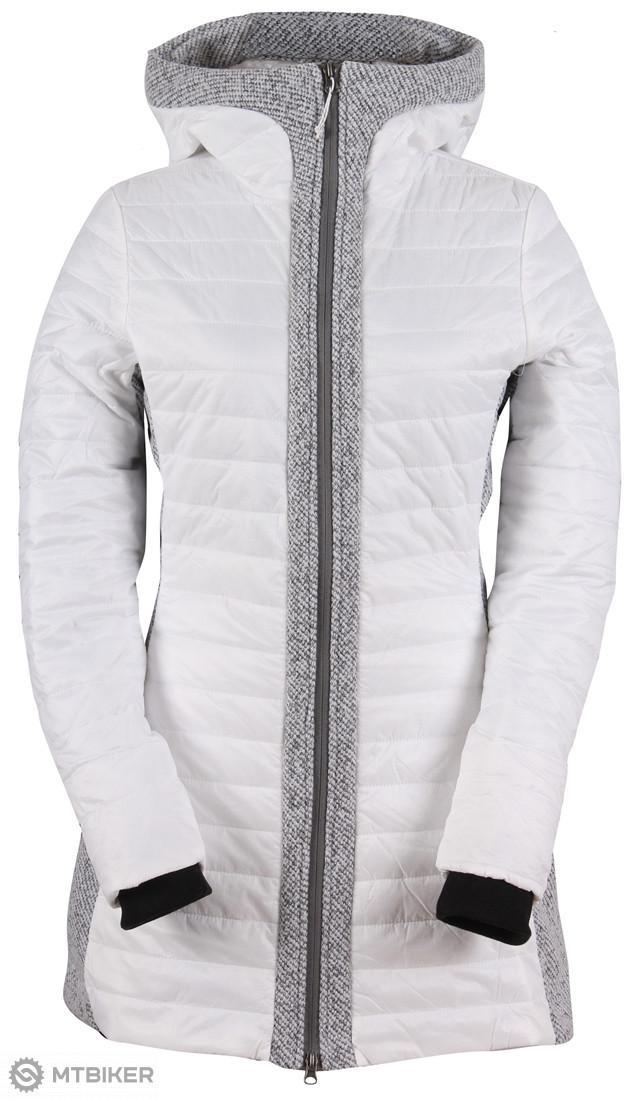 e84c6379d 2117 of Sweden KATTHULT dámsky športový kabát biely - MTBIKER Shop